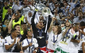 Real Madrid Tak Kecewa Gagal Juara La Liga