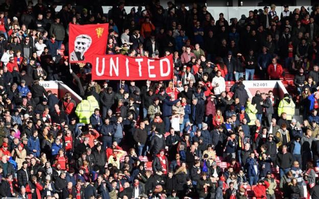 UNITED VS LIVERPOOL: Fans Sudah Tak Sabar Menyaksikan Man United vs Liverpool